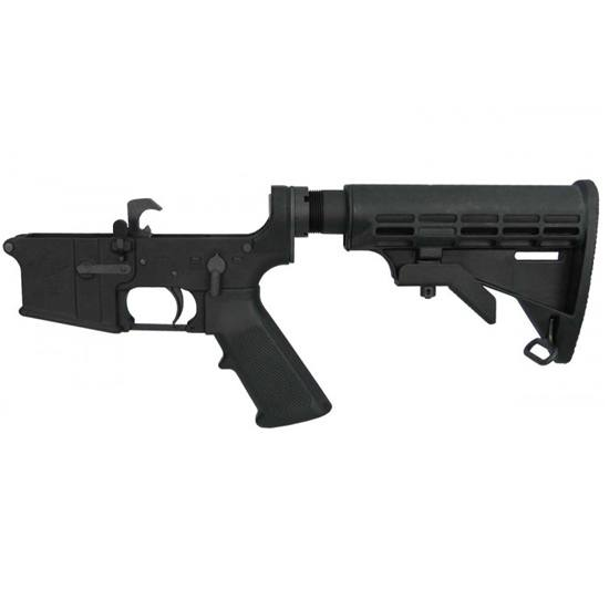 AR Lower Receiver Parts
